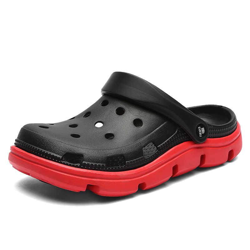 2b68b475fed0b Detail Feedback Questions about A Mens Shoes Men Sandals 2019 crocse ...