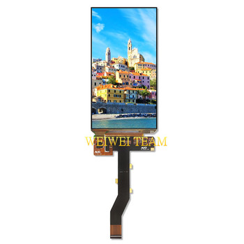 AMOLED Display OLED Screen 5 inch 720*1280 with On-Cell Touch Panel Glass Digitizer for 3D VR HMD AR Panel MIPI Interface 39 pin