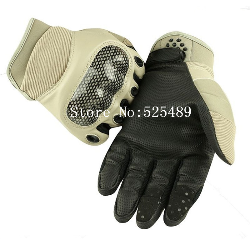 guantes moto Luvas Motociclismo Brand Motorcycle Gloves Outdoor Carbon Fiber Tortoise Shell Touch Screen Tactical Combat Gloves