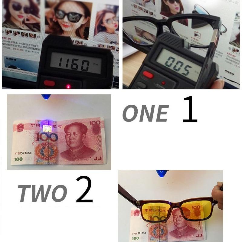 Aliexpress.com  Compre Vazrobe Nerd de Óculos Homens Mulheres Óculos de Computador  Anti Radiação de Luz Azul Pontos para o Trabalho Do Computador de Jogos ... 9b0a7e30dc