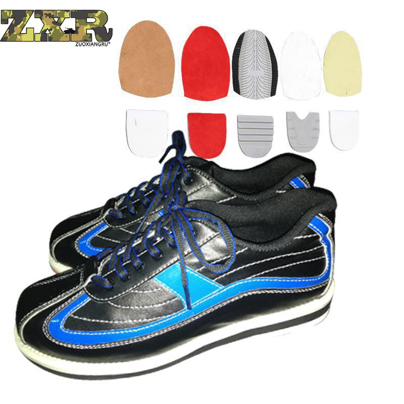 Men and women bowling shoes imported super comfortable soft fiber Platinum sports shoes