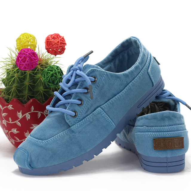 2016 new Cotton-made beijing style  Women lacing canvas shoes female lovers  shoes design casual single shoes women's shoes
