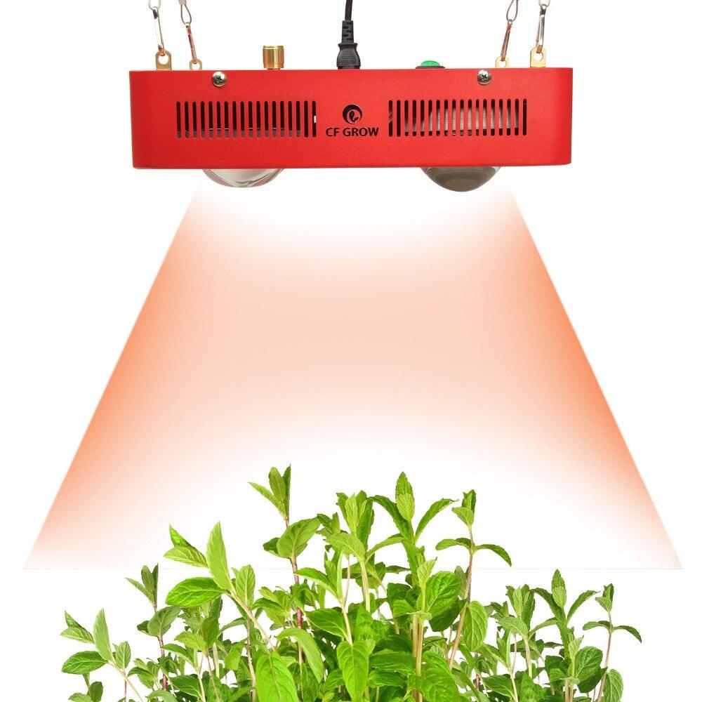 Dimmable LED à spectre complet cultiver la lumière 800 W citoyen Bridgelux COB intérieur hydroponique serre plante tous les étages en croissance éclairage