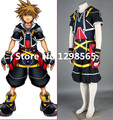 Kingdom Hearts Sora костюм для косплея на Хэллоуин - фото