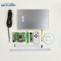 10 1 1280x800 EJ101IA 01G LCD Display TFT Monitor Resistance Screen Remote Driver Control Board 2AV