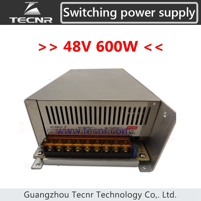 cnc router 48V 600W 12.5A switch power supply transformer for cnc engraving machinecnc router 48V 600W 12.5A switch power supply transformer for cnc engraving machine