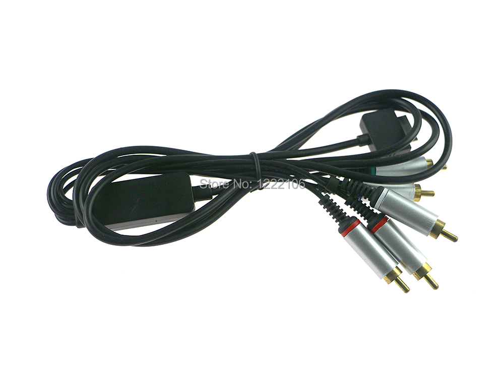 ChengChengDianWan 10pcs Component RCA HD AV Audio Video Cable for ...