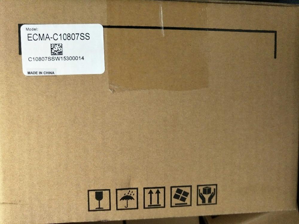 ECMA-C10807SS+ASD-A2-0721-M DELTA brake CANopen AC servo motor driver kits 0.75kw 3000rpm 2.39Nm 80mm frame ecma c10604ss asd a2 0421 m delta brake canopen ac servo motor driver kits 0 4kw 3000rpm 1 27nm 60mm frame