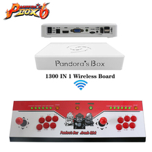 Pandoras Box 6 Jamma multi game machine , 1300 in 1 arcade console