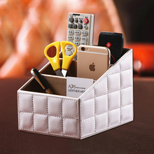 Ofhead coffee table remote control board storage box multifunctional mobile phone miscellaneously tv