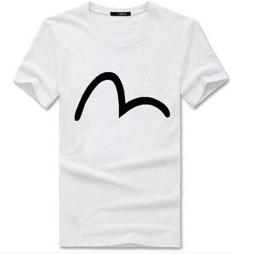 New font b Men b font T font b shirt b font Summer Short Sleeve Tee