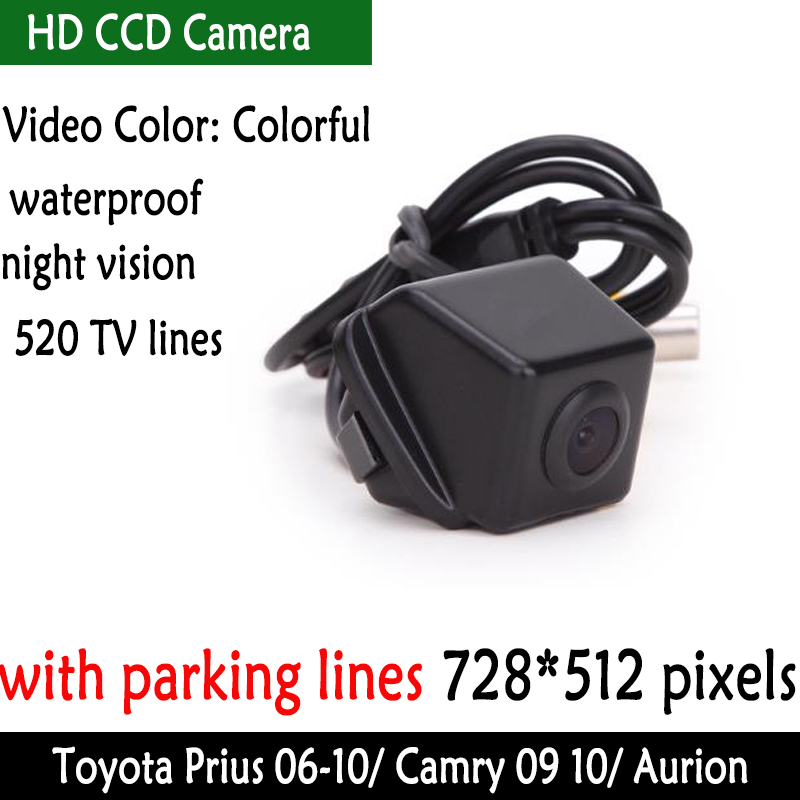 LED Night Vision CCD Chip Car RearView Reverse Assistance system Parking Car font b Camera b