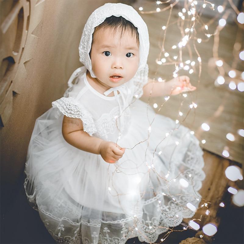2019 New Arrival Baby Girl Baptism Baby Girl Dresses ...