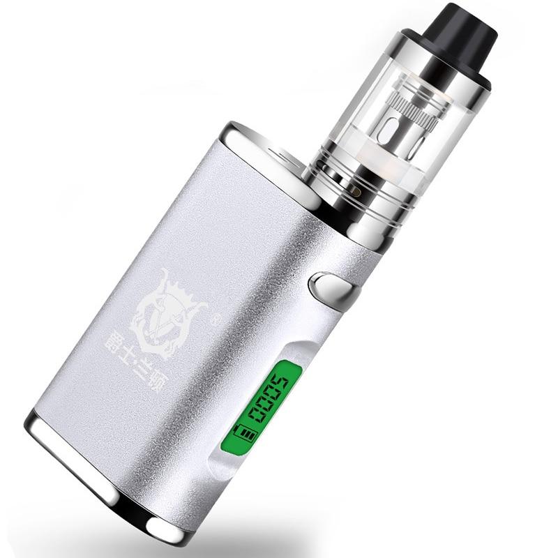 2019 Original 80w Vape Kit Built-in 2200mAh Battery 2.5ml Atomizer Electronic Cigarette Huge Vaporizer Vape Electronic Hookah