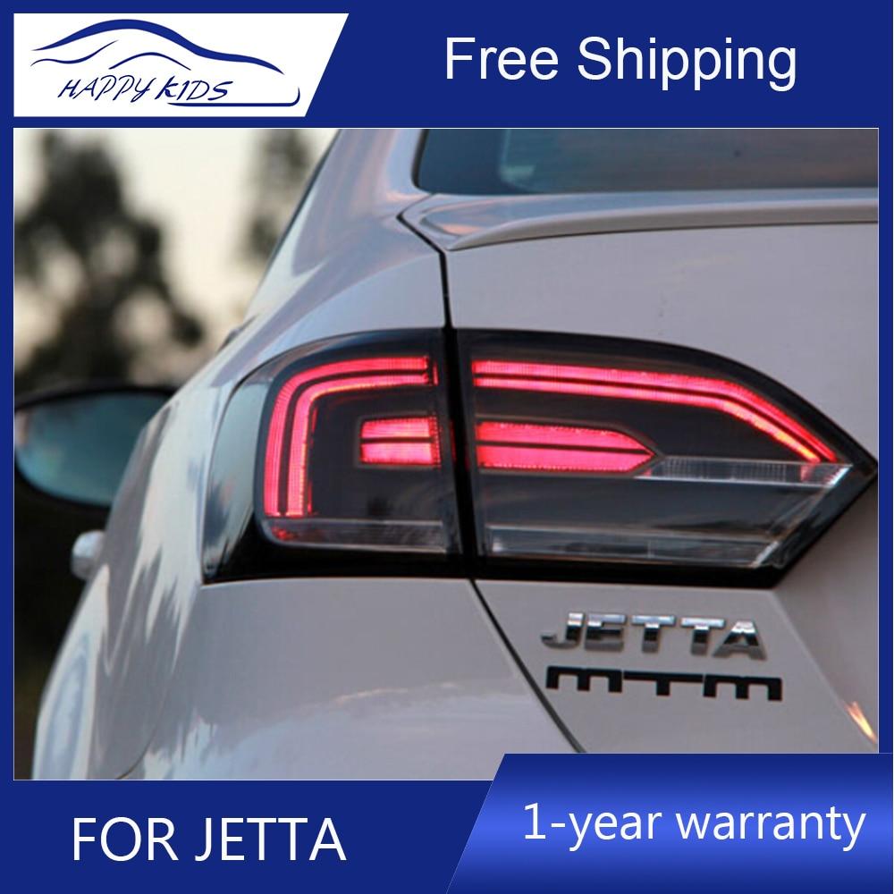 VW Jetta 2006-2011 Outer Wing LED Rear Tail Light Lamp N//S Passenger Left