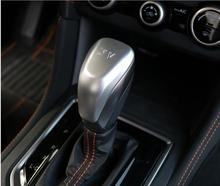 Для Subaru XV 2018 2019 в fibra ди carbonio/pittura Шестерни Цельнокройное manopola decorazione авто-coperture