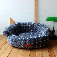 Теплые собак коврик местный большая площадка Складная средняя дом товары для животных щенок пространство дом питомца забор Colchoneta Перро Жив