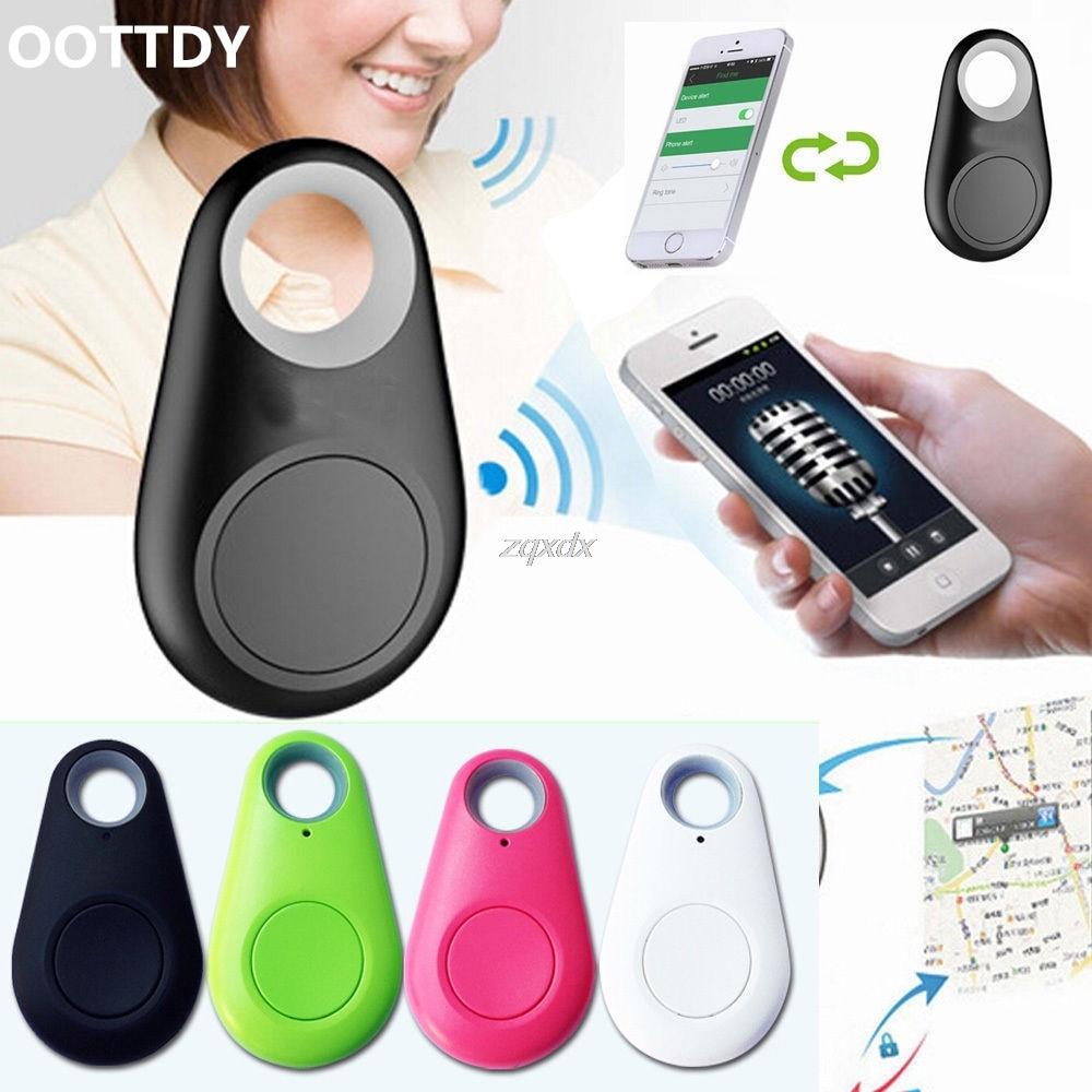 Ootdty Smart Bluetooth Tracer Gps Locator Tag Alarm Wallet Key Car Kid Pet Dog Tracker