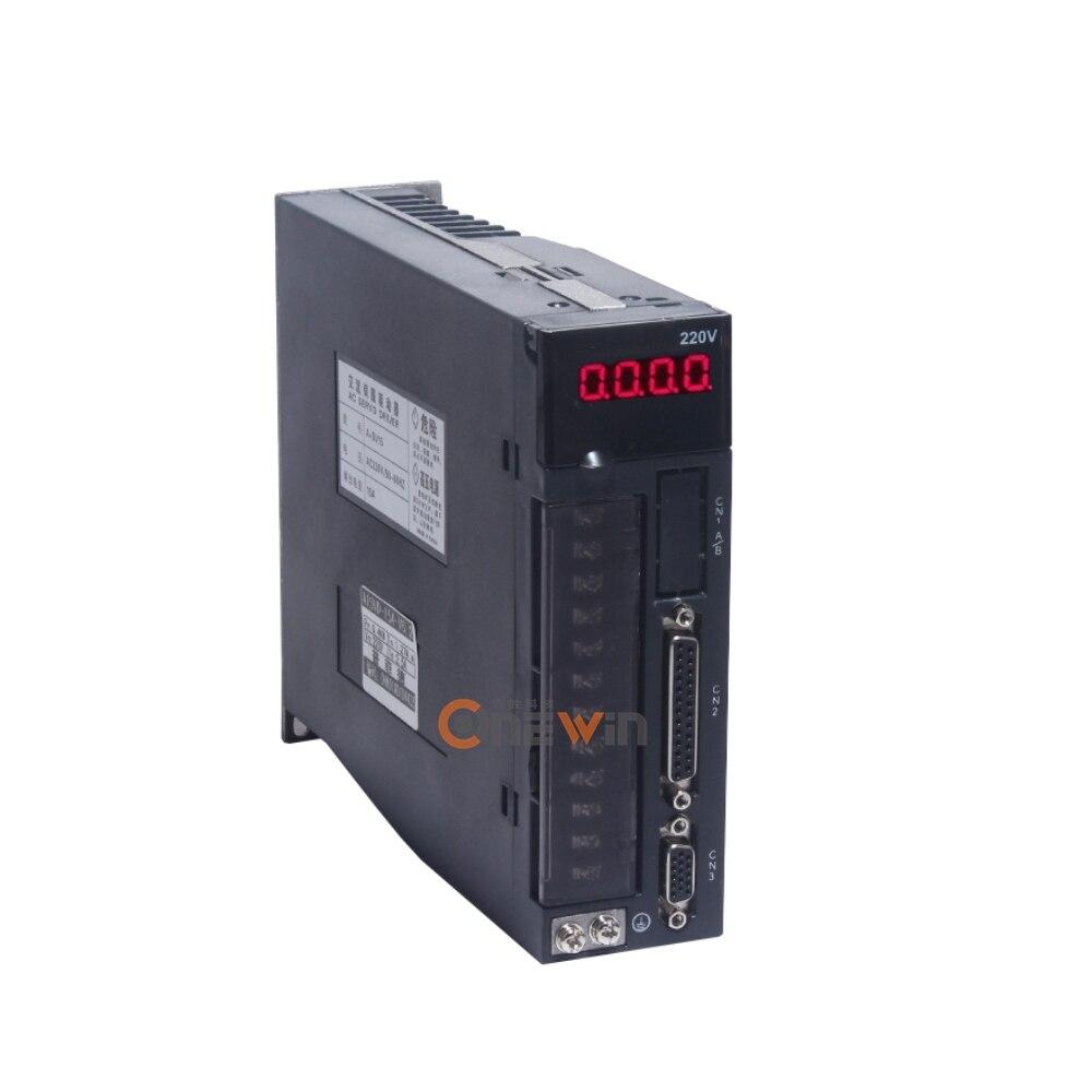 Image 5 - ONEWIN 400W AC servo motor kit 60ST M01330 + AASD 15A driver  diameter 60mm 220V 1.27NM 3000rpmAC Motor   -