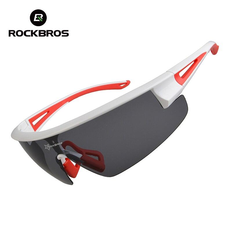 Prix pour ROCKBROS Polarisées UV400 Cyclisme lunettes de Soleil Vélo Vélo Lunettes Gafas Occhiali Ciclismo Vélo Vélo Équipement Lunettes 3 Couleurs