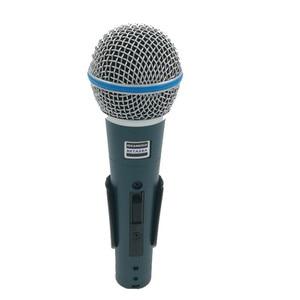 Image 2 - High Quality Version Beta 58a Vocal Karaoke Handheld Dynamic Wired Microphone BETA58 Microfone Mike Beta 58 A Mic