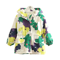 Fashion Baby Camouflage Coat Spring 2019 New Children's Clothing Outerwear Coats New High Quality Kids Causal Camouflage Jackets