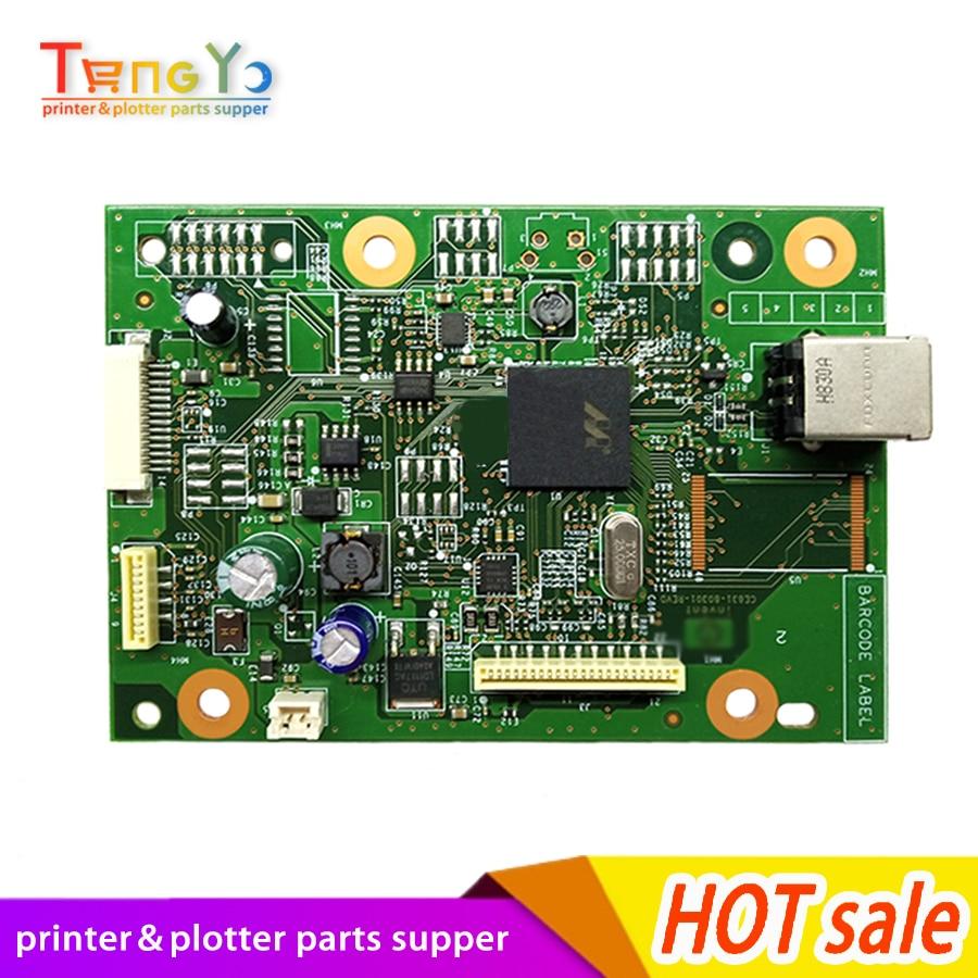 New Original CE831 60001 PCA ASSY Logic mainboard motherboard Formatter board for HP LaserJet Pro M1132/M1130/M1136 MFP Series|formatter board|printer parts|main logic board - title=