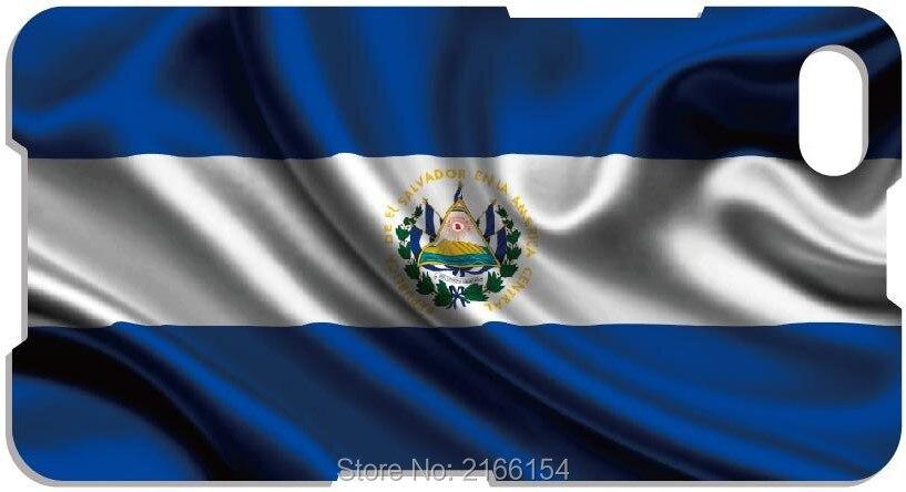 El Salvador Flag Phone Case For BQ Aquaris M5 E5 E6 M5.5 X5 Plus For Blackberry Z10 Z30 Q10 For NokiaLumia 520 630 930 Cover