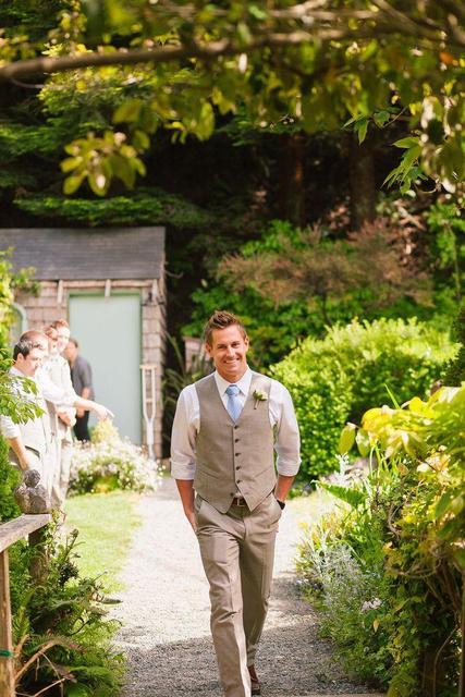Nova marca Colete Negócio Ocasião Formal da Festa de Casamento Dos Homens Padrinho de casamento Colete Prom/Jantar Colete Casual Wear