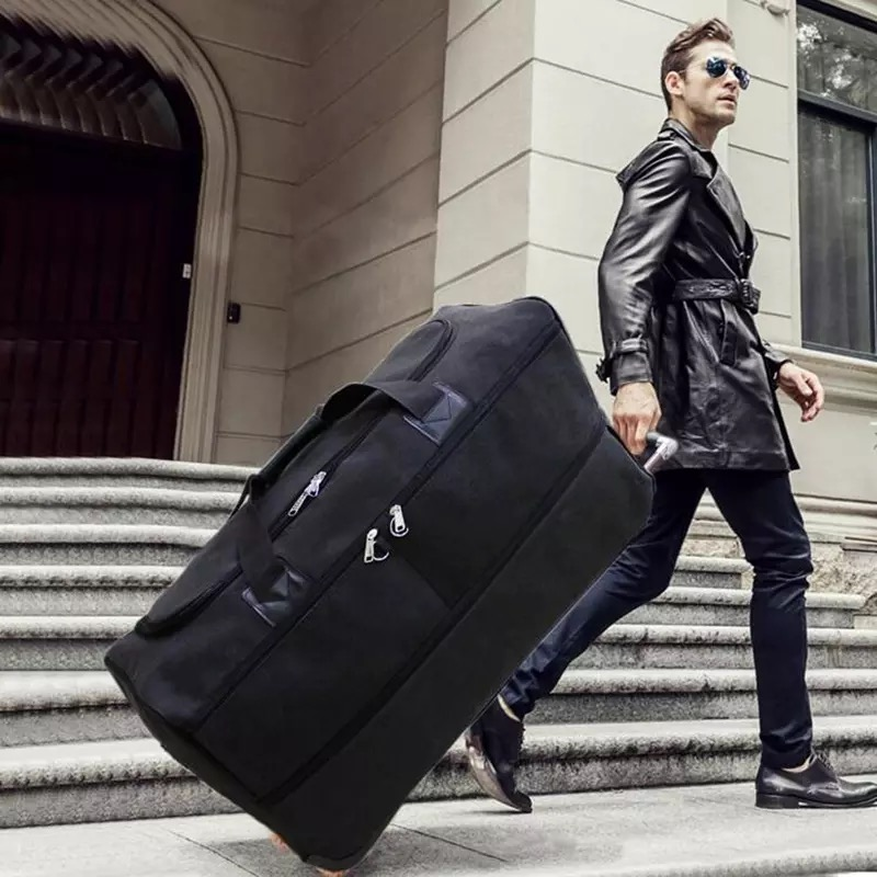 Travel Tale 34 Inch Large Capacity Rolling Luggage Bag Big Trolley Travel Bag Carry On Spinner Wheels Suitcase Bag