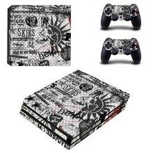 Monster Hunter World MHW PS4 Pro Skin Sticker Vinyl Decal Sticker