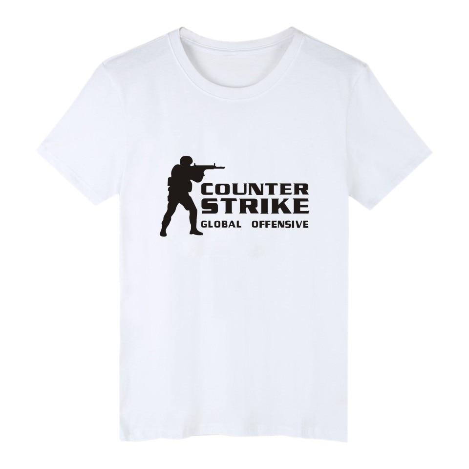 CS GO särk Counter Strike T särk Men O-Neck cs minna Riided cs Suvi - Meeste riided - Foto 2