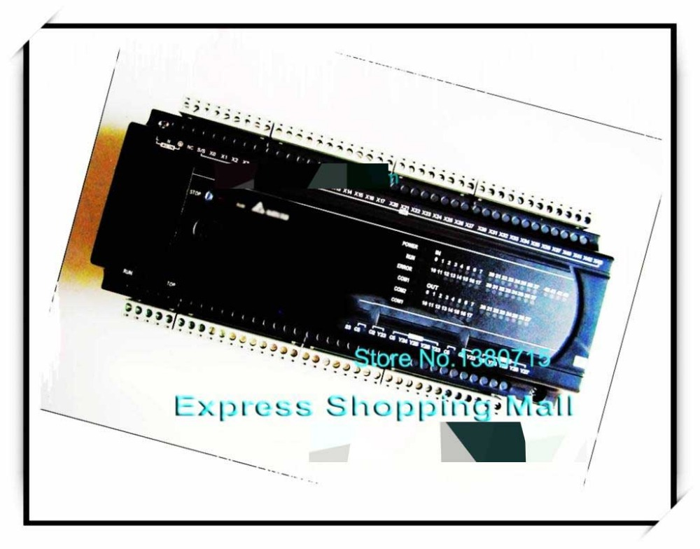 цены New Original DVP60ES200R Delta PLC ES2 series 100-240VAC 36DI 24DO Relay output