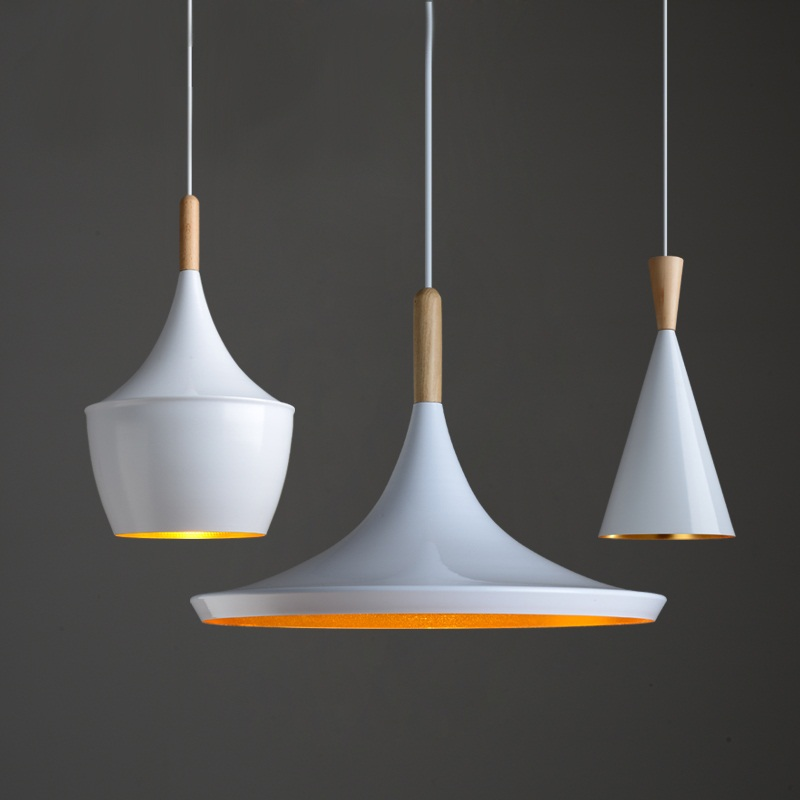 Design by NEW Pendant Lamp Beat Light NEW copper shade Chandelier Lights,a b c(Tall,Fat and Wide) 3piece /pack freeing abc tall fat and wide design by pendant lamp beat light copper shade pendant lights