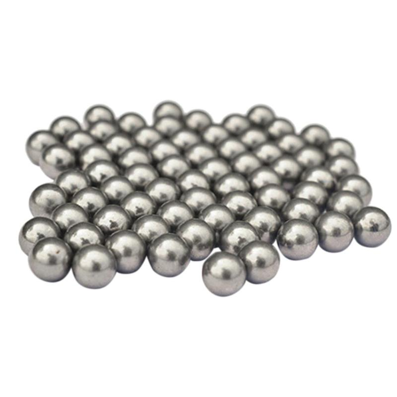 """100 3//8/"""" Inch G25 Precision 440 Stainless Steel Bearing Balls"""