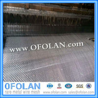 A Highly Corrosion Resistant Super Austenitic Stainless Steel Wire Mesh UNS S31254,500mm*1000mm Made To Order