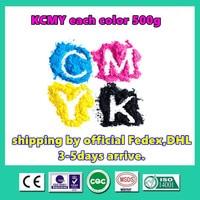 Compatible color toner refill powder for xerox