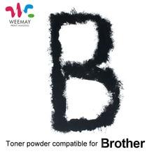 BLACK toner powder compatible for Brothe Laser Jet Printer all models  high quality