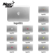 Скины пропуск book дюймовый mac логотип радуга наклейка macbook ноутбука красочные
