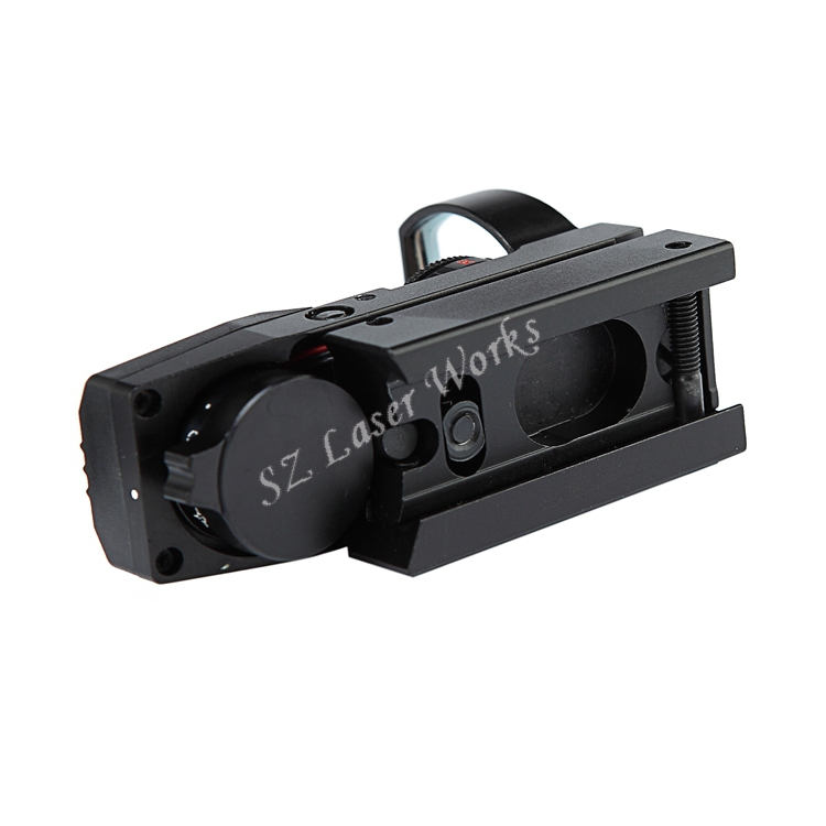Tactical Optics 1x22 Rode en groene stip open reflex zicht 4 soorten - Jacht - Foto 6