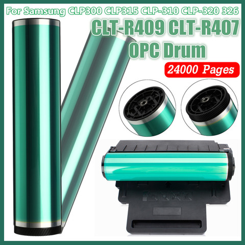 OPC Drum for Samsung CLP-310/320/315 CLP-321 CLP-325 CLP-326 CLX-3175 CLX-3185 CLX-3186 CLX-3170 CLT-R409 CLT-R407 Printer Parts Pakistan