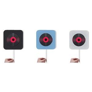 Image 3 - Kustron montado en la pared de reproductor de Cd portátil Audio en casa orador la educación Prenatal temprano educación Altavoz Bluetooth Usb jugar