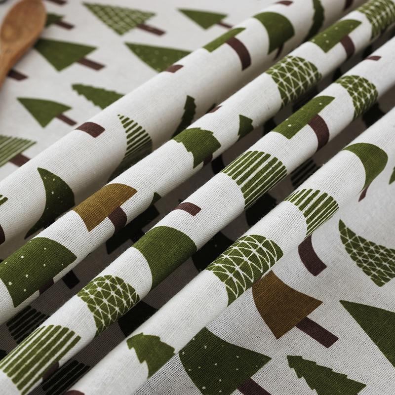 SlowDream Nordic Стиль Рождественская елка Скатерти Офис Путешествия Мода Таблица Обложка 5 размеров Горячие toalha-де-меса