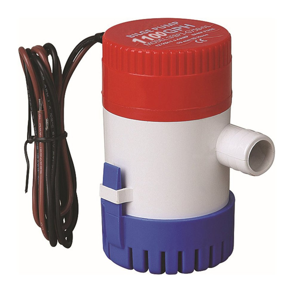 1100GPH Bilge Pump Hot