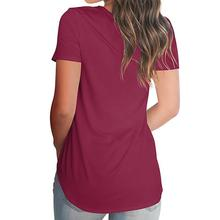 VEGAN v-neck girlie / women's shirt