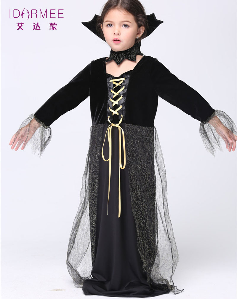 High Quality Kids Witch Costumes Promotion-Shop for High Quality ...