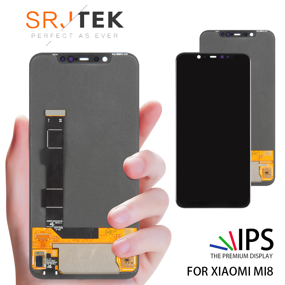 Super AMOLED Display For Xiaomi Mi8 LCD Display Mi 8 Explorer LCD Touch Screen Digitizer For Xiaomi Mi8 SE LCD 8SE ScreenSuper AMOLED Display For Xiaomi Mi8 LCD Display Mi 8 Explorer LCD Touch Screen Digitizer For Xiaomi Mi8 SE LCD 8SE Screen