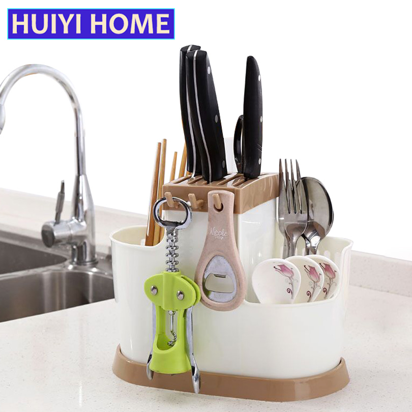 Stands For Knives Multi-purpose Plastic Storage Basket ...