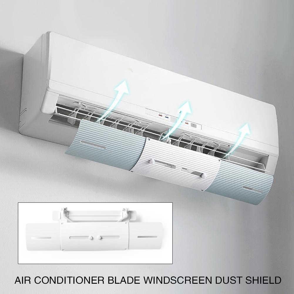 Прочный кондиционер Ветер щит Windguard газа дефлекторы Ресторан против прямого выдувания пластик перегородка