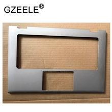 GZEELE new topcase for Dell Inspiron 13 7000 13 7347 7347 7348 7352 7353 7359 Palmrest Upper Case 460.01V02.0011 keyboard bezel